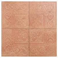 Плитка для пола керамогранит Zeus ceramica COTTO CLASSICO (RAX27) ROSONE ROSA 65x65