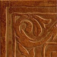 Декор COTTO CLASSICO (TPX22) ANGOLO ROSSO 16x16