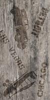Декор Vesta коричневый 30,7х60,7 - 4