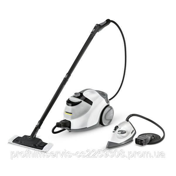 Пароочиститель SC 5 Premium Iron