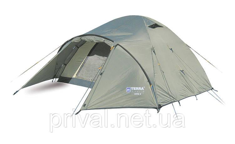 Трехместная палатка Terra Incognita  Zeta 3 - Привал в Одессе