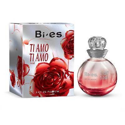 Парфюмированная вода женская Ti amo ti amo  (red) 100 мл. , фото 2