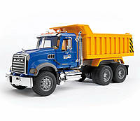 Игрушка Bruder Самосвал MACK Granite LKW 1:16 (02815)