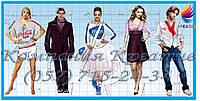 Рекламная одежда для промо акций (под заказ от 50 шт.)