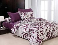 8624 Полуторное постельное белье ранфорс Viluta