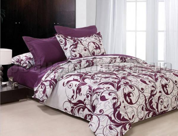8624 Полуторное постельное белье ранфорс Viluta, фото 2