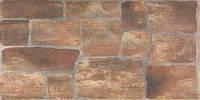 Плитка для пола керамогранит Zeus ceramica COTTAGE (ZNXCT2) krasniy 30x60
