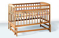 Ліжко дитяче на шарнірах