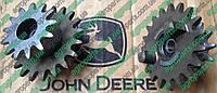 Звездочка AA36888 приводная 13T & 19T John Deere DRIVE SPROCKET FOR FINGER PICKUP UNIT aa36888