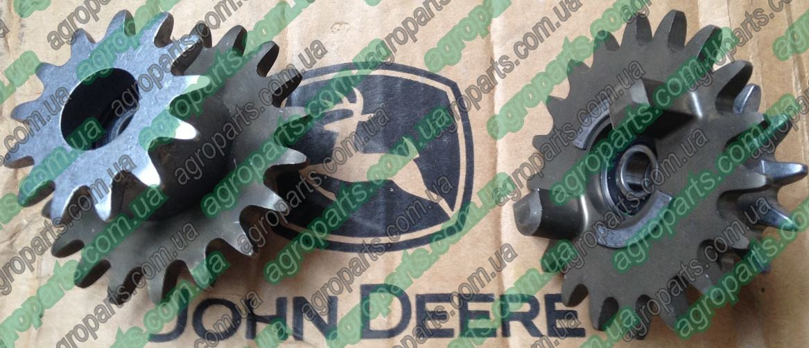 Звездочка AA36888 приводная 13T & 19T John Deere DRIVE SPROCKET FOR FINGER PICKUP UNIT aa36888