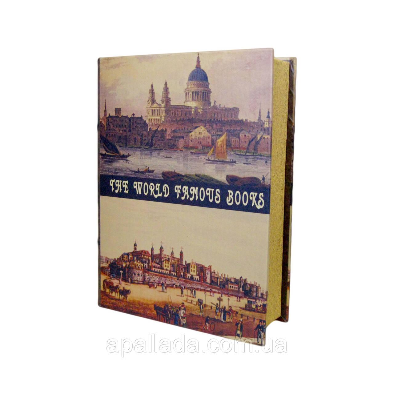Книга шкатулка 30 см.