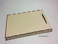 Коробочка для рукоделия, заготовок, поделок, росписи или декупаж