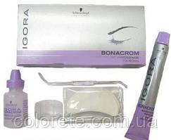 Краска Igora Bonacrom для бровей и ресниц - коричневый