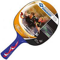Ракетка для настольного тенниса DONIC 300 МТ-705130-BL CHAMPS LINE