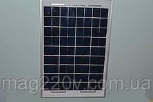 Поликристаллическая солнечная панель 10 Вт