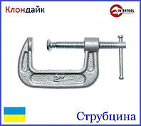 Струбцина Intertool HT-6014