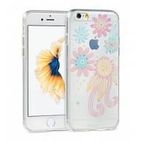 Накладка Remax Flower Series iPhone 6 Daisy