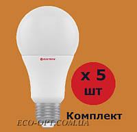 Cветодиодная лампа ELECTRUM LS-11 10W E27 Комплект 5шт.