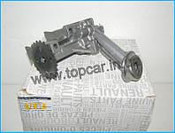 Масляный насос Renault Logan 1,2/1,5 06- ОРИГИНАЛ 150106543R
