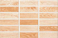 Плитка стена MADERA 23x35 коричневая светлая