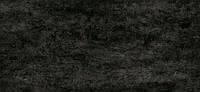 Плитка стена METALICO черная 23х50