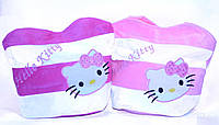 "Сумочка плюшевая детская ""Hello Kitty"""