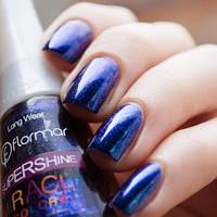 Лак для ногтей Super-shine Miracle Flormar