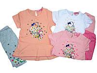 Комплект-двойка для девочки, GRACE, размеры 74,80,86, арт. 50278