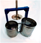 Пресс для сока ручной Вилен 20 литров нержавейка
