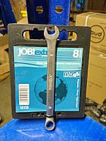 Ключ рожково-накидной выгнутый 8мм (Д16108)