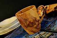 Чашка Европа, радуга коричневая