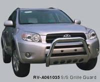 Дуга защитная передняя (кенгурятник) Toyota RAV4 2006-2011, фото 1