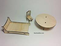 Мебель для куклы 15 см, Evi (Еви, Евы), Штеффи
