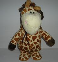 Игрушка жираф GB208, интерактивная детская игрушка
