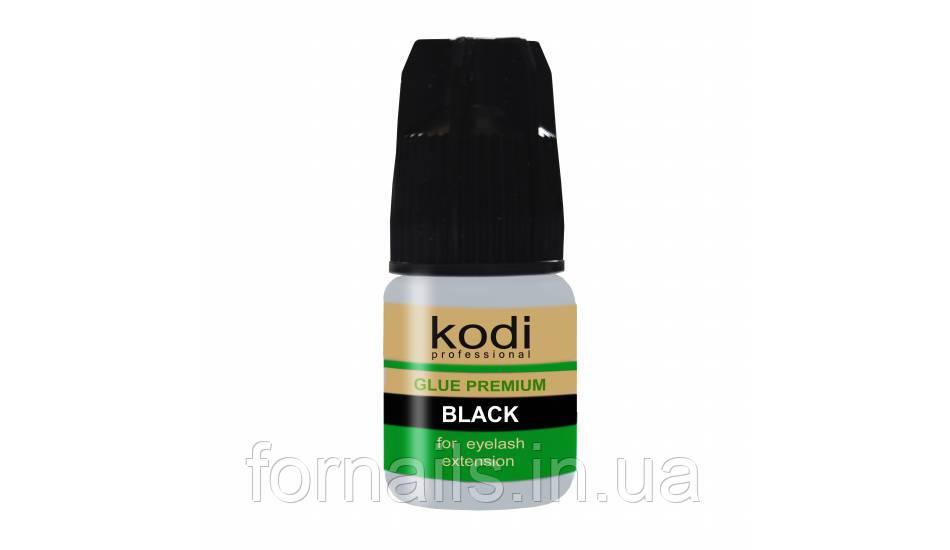 КЛЕЙ ДЛЯ БРОВЕЙ И РЕСНИЦ PREMIUM BLACK 3G Kodi