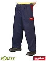 Защитные брюки по талию типа ФОРЕСТ SPF GDC