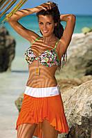 Шикарная пляжная юбка M 363 KAYLA (в расцветках), фото 1