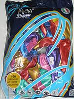 Воздушные шарики перламутровые  26 см.