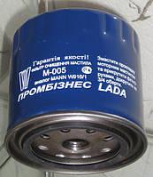 Фильтр масляный Промбизнес М-005 (ВАЗ 2101-07)