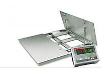 Весы для приямка с откидной платформой 4BDU600-1212ВП-E