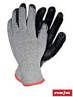 Перчатка пена RECO SB черная 12шт.