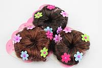 Заколка - Валик для волос