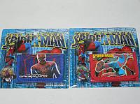 """Набор детский для мальчика часы+кошелек """"Spider-men"""""""