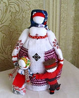 """Кукла-мотанка """"Ведучка"""" (В жизнь ведущая)"""
