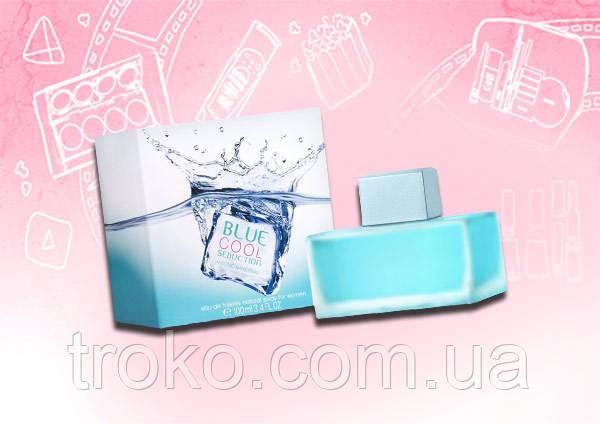 Туалетная вода Antonio Banderas Blue Cool Seduction For Woman