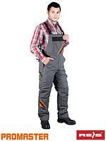 Защитные брюки утепленные типа полукомбинезон PRO-WIN-B SBP
