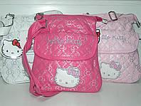 """Cумочка детская """" Hello Kitty """" , фото 1"""