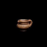 Сметанник глиняный Шляхтянский AB03 Покутская керамика