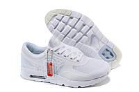 Кроссовки женские Nike Air Max Zero D211 белые