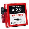 Мини колонка для заправки бензина FR705VEL, 220В, 70 л/мин, Tuthill Fill-Rite (США), фото 4